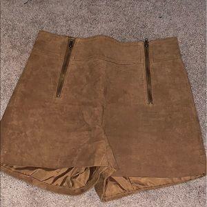 adorable fall shorts